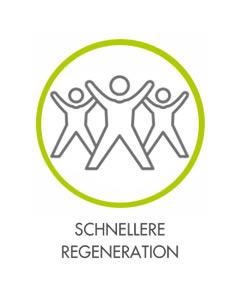 SCHNELLERE REGENERATION