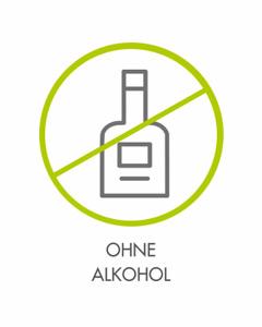 OHNE ALKOHOL